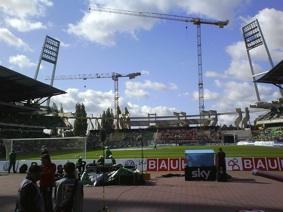 SV Werder Bremen vs. Hannover 96 #