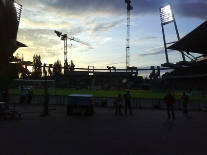 SV Werder Bremen vs. FC St. Pauli #